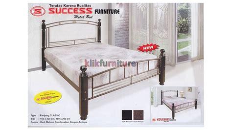 Ranjang Besi Success harga ranjang success classic