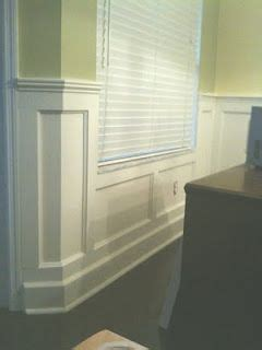 Wainscoting Around Corners by Wainscoting Around Corners And Windows For The