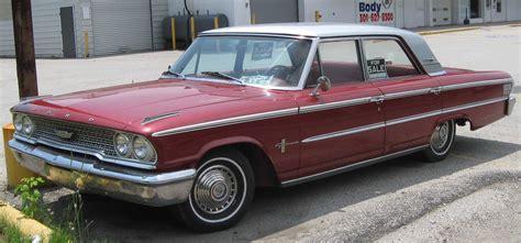 galaxy car 1963 ford galaxie classic automobiles