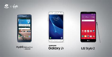 samsung new mobile phone boost and mobile release three affordable
