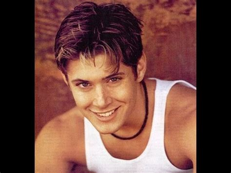 young pics a young jensen ackles youtube