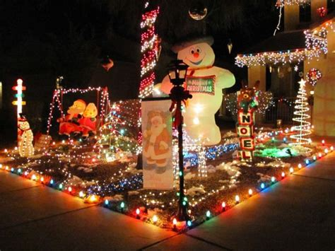 marana neighborhood lights up with the spirit of christmas