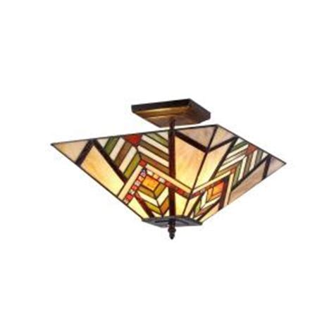 Aberle Plumbing by Lighting Aberle 2 Light Bronze Style Mission