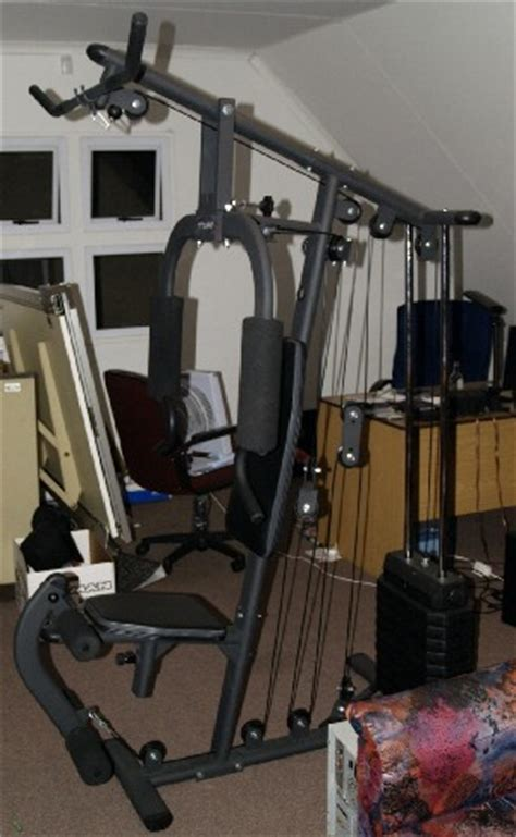 exercise machines trojan performa home was sold