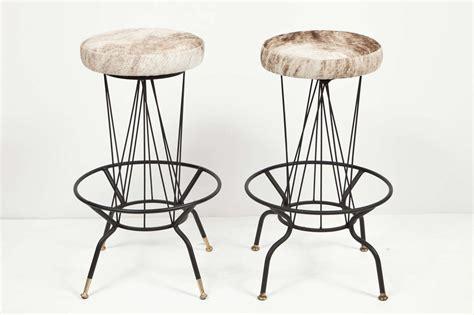 century bar stools set of 4 mid century bar stools by troy sunshade company