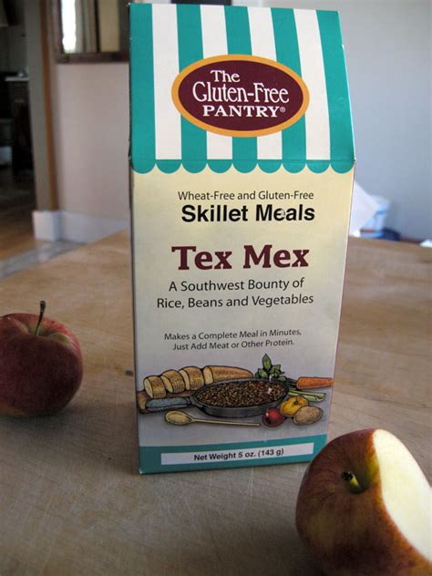 Gluten Free Pantry by Product Review Gluten Free Pantry Tex Mex Skillet Meal