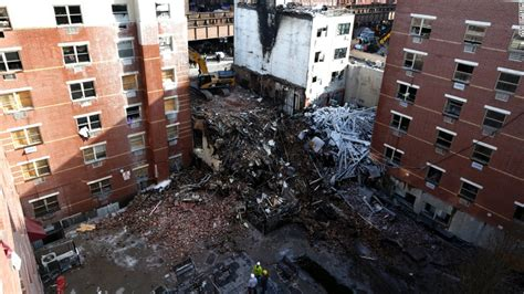 Apartment Nyc East Building Collapse Kills At Least 4 In Manhattan Cnn