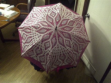 pattern for umbrella cover crochet umbrella cover love the concept and beautiful