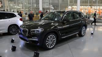 Bmw X3 Length 2018 Bmw X3 M40i Specs Picture Wantingseed
