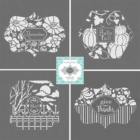 cookie stencil templates s august prettier plaques stencil release cookie