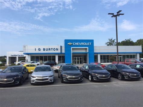 i.g. Burton Chevrolet of Milford   Car Dealers   Reviews