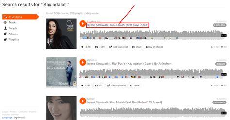 Download Mp3 Di Soundcloud | cara download lagu di soundcloud dalam format mp3 espada