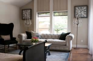 Houzz Living Room Sofas My Houzz Gurfinkel Transitional Living Room Dallas By Angela Flournoy