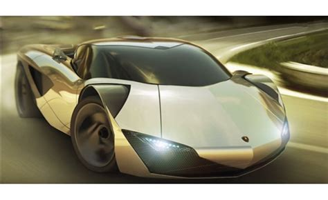 electric porsche supercar lamborghini said to be planning electric supercar based on