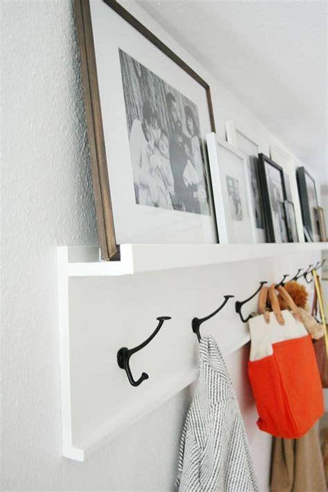 kleiderhaken diy garderobe selber bauen anleitung und inspirierende ideen