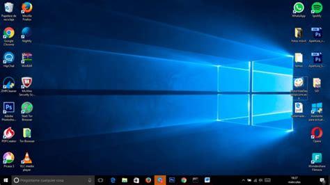 iconos para escritorio windows 7 c 243 mo ocultar y mostrar los iconos escritorio