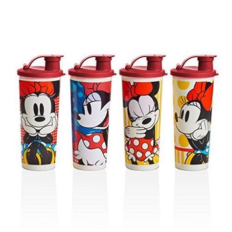 Dot Tupperware tupperware 174 minnie rocks the dots tumblers set now on