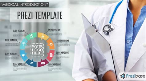 prezi presentation templates and healthcare doctor prezi template prezi