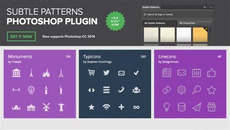 subtle patterns photoshop plugin download des ressources gratuites pour vous cr 233 ations web et print