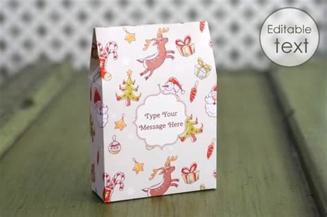 free paper gift bag pattern printable gift bag template free download