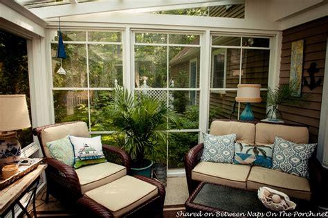 three season room furniture an ordinary patio becomes a beautiful three season porch