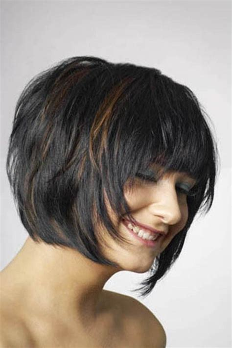 27 layer hairstyles best 25 bob frisuren stufig ideas on pinterest