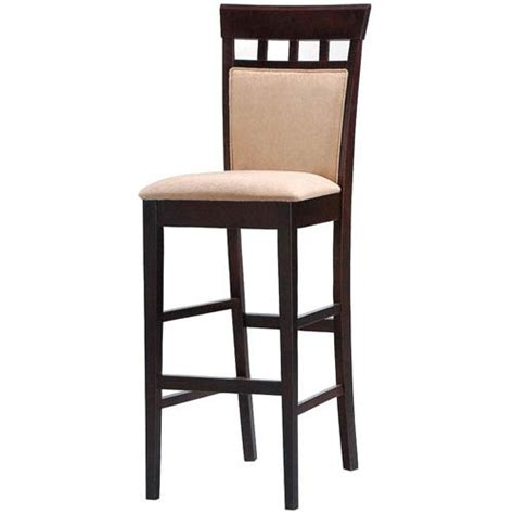 bar stools with fabric seat upholstered fabric bar stool bellacor