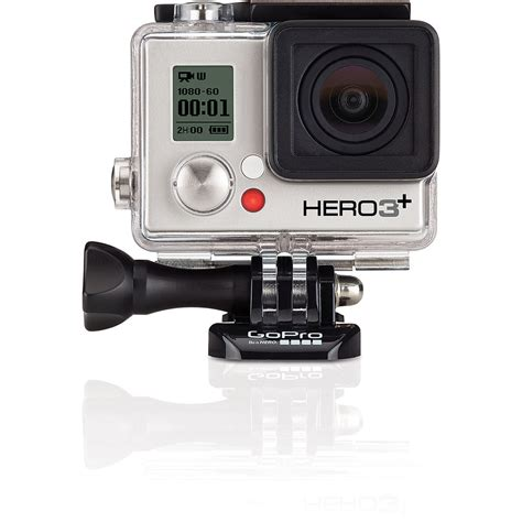 Gopro Gopro 3 Silver New gopro hero3 silver edition chdhn 302 b h photo