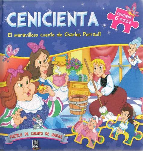 libro cuentos de hadas de libro puzzle cuentos de hadas cenicienta 290 00 en mercado libre