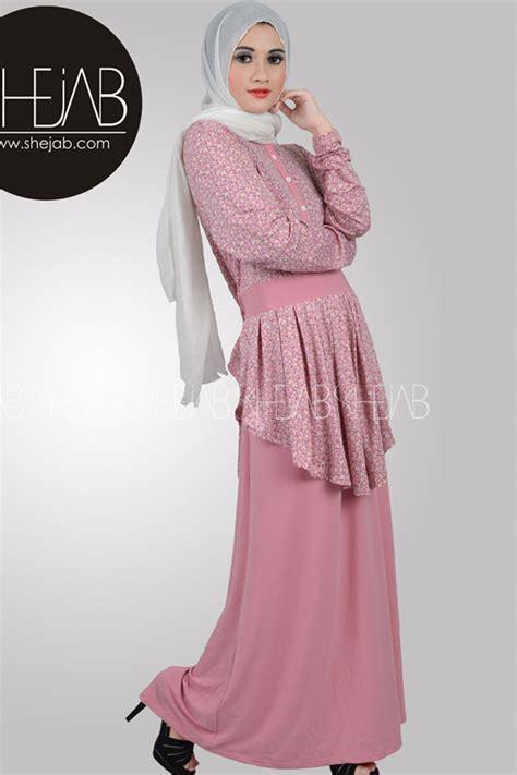 Toko Jilbab shejab yureka dress toko jilbab dan busana muslimah