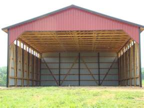 40x80 pole barn