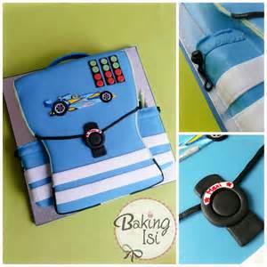 schulranzen kuchen schoolbag cake schulranzen schultasche torte cakes
