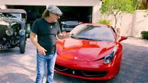 Brian Johnson Bentley Cars That Rock With Brian Johnson