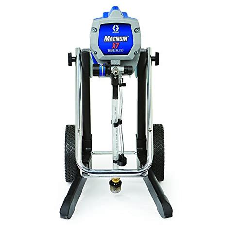 home depot graco magnum x7 airless paint sprayer graco magnum 262805 x7 cart airless paint sprayer buy