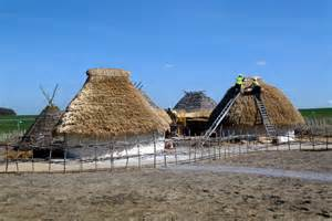 neolithic houses neolithic houses under construction 169 jim chion