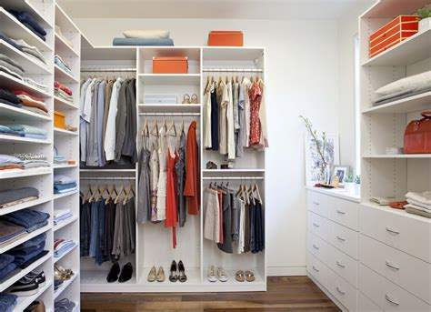 California Walk In Closet by California Closets After Image Walk In Closet In Lago