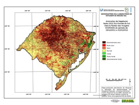 imagenes satelitales inpe brazil brazilian space inpe publishes maps of drought in the