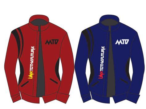 desain baju hc cara design jaket dengan corel draw youtube