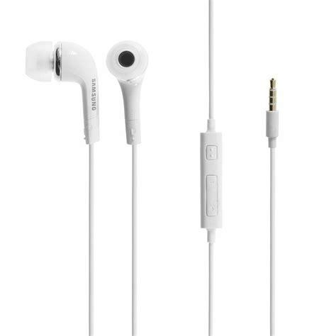 Samsung Headphones Original Samsung Headphones Earphones Ehs 64 For Galaxy S5 S4 S3 Mini Ebay