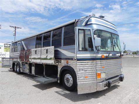 1991 Prevost Liberty, Bus Conversions RV For Sale in Redding, California   RVT.com