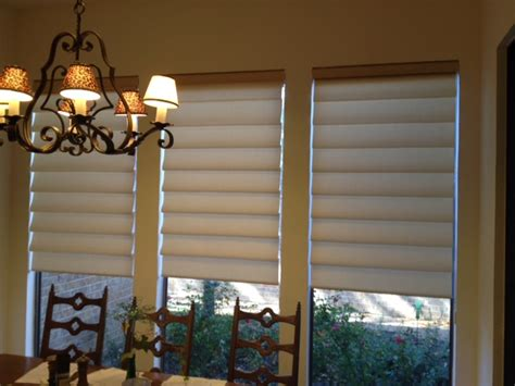 light blocking roman shades light filtering shades budget blinds light filtering