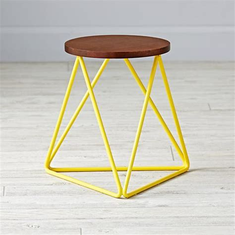 Yellow Stools In Children by Eric Trine Linear Yellow Stool The Land Of Nod