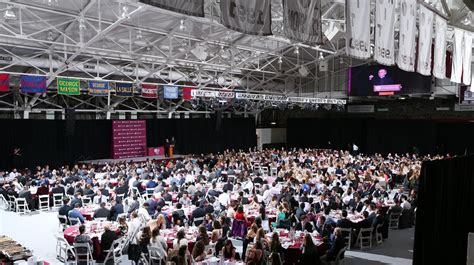 Fordham Professional Mba Tuition by Fordham Athletics Host 82nd Annual Block F Awards Dinner