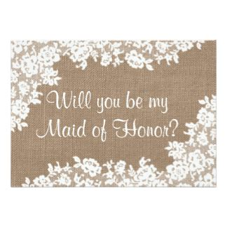 will you be my of honor card template will you be my of honor gifts gift ideas