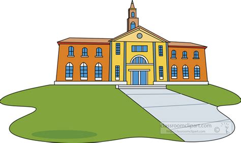college clipart college building clipart