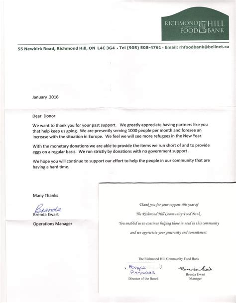 charity update letter charity events richmond hill timers hockey league