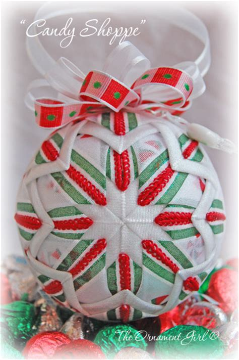 candy ornaments candy christmas ornaments