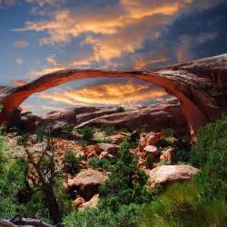 Landscape Arch Arches Landscape Arch Landscape Arch Is The Of The Many