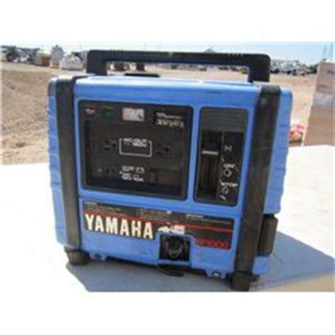 Power Lifier Yamaha 1000 Watt yamaha ef1000 1 000 watt generator
