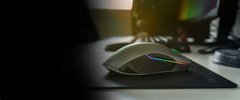 Razer Lancehead Chroma Ambidextrous Wireless Gaming Mouse razer lancehead wireless chroma gaming mouse pc express